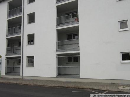 Zentrumsnahe 2-Zimmer-Wohnung mit Terrasse