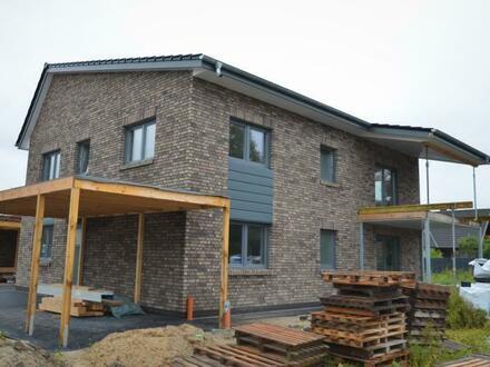 Neubau DHH in Nordenham-Süd