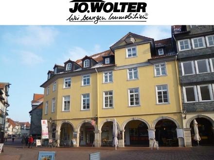 Laden in Wolfenbüttels Fußgängerzone!