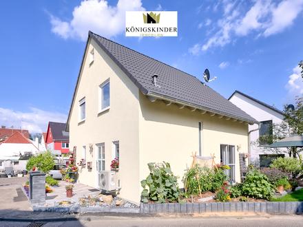 Neuwertiges Einfamilienhaus in Esslingen-Berkheim zu verkaufen