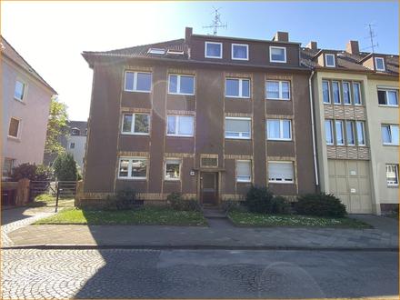 Helle charmante 3,5 Zimmer Wohnung in Schalke