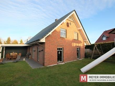 Modernes Wohnhaus mit vielen Extras in ruhiger Wohnlage von Jaderberg (Objekt-Nr.: 5946)