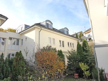 Gepflegte 2-Zimmer Wohnung mit Gartenanteil und viel Privatsphäre