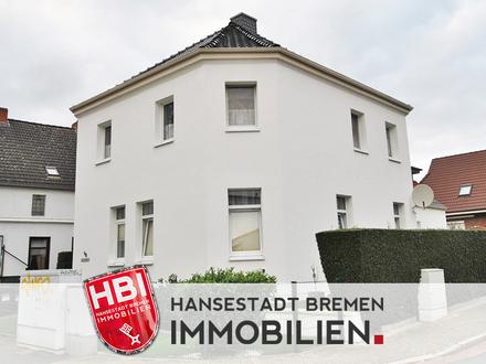 Blumenthal / Kapitalanlage / Kernsaniertes Zweifamilienhaus