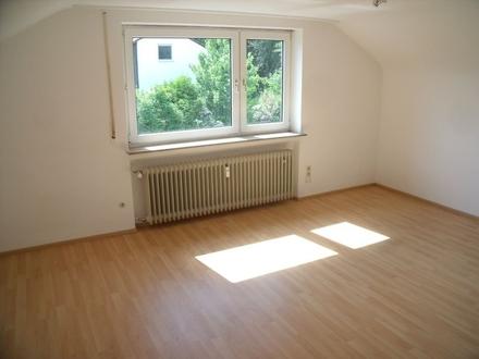 Helle 1-Zimmer-Wohnung im Ulmer Braunland gelegen