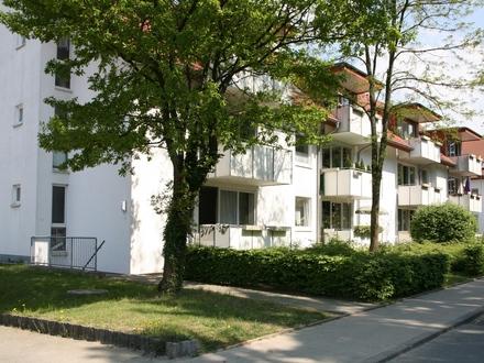 Gepflegte Wohnung in der Senne mit Balkon... und WBS