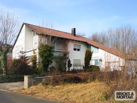 Großzügiges 2-Familienhaus mit Sauna in ruhiger Lage von Kaufbeuren - Kapitalanlage und Eigennutzung