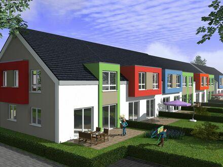 Junges Wohnen - Moderne Neubau-Reihenhäuser mit Erdwärme und Förderung - Haus Nr. 3