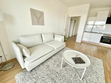 Klagenfurt - Mozartstraße: *Erstbezug nach Renovierung* - möblierte 2-Zi-Wohnung im obersten Liftstock