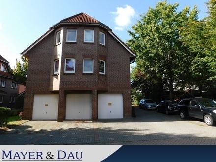 Westerstede: Schöne 3 Zimmer Wohnung mit Balkon im 1. OG (Obj. 4430)