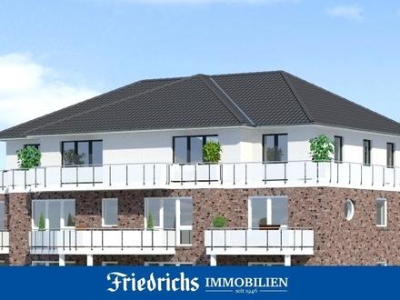22 Neubau-Komfort-Eigentumswohnungen in unmittelbarer Nähe zur Fußgängerzone in Westerstede
