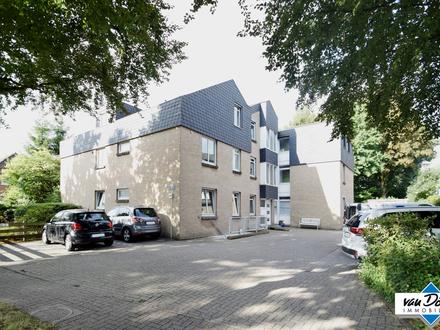 Renovierte 4-Zimmer-Wohnung in Bürgerfelde!