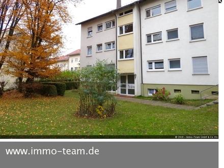 +++gemütliche 3 Zimmerwohnung mit Balkon+++