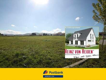 Bauen Sie ein Einfamilienhaus mit Heinz-von-Heiden im schönen Salzhemmendorf inklusive Grundstück