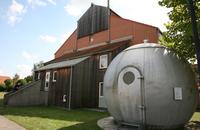 Jockgrim: Ein Kugelhaus aus den 50ern