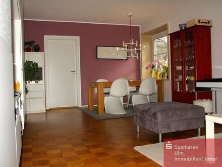 Diese ideale Wohnung glänzt mit inneren Werten in beliebter Lage am Eselsberg