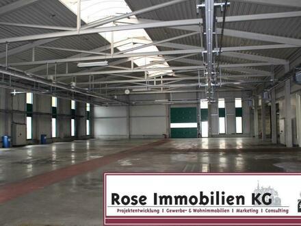 ROSE IMMOBILIEN KG: Produktion mit Verwaltung direkt an der BAB 2!