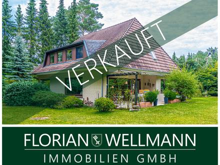 Osterholz-Scharmbeck - Garlstedt | Einfamilienhaus mit viel Platz und großem Gestaltungsspielraum