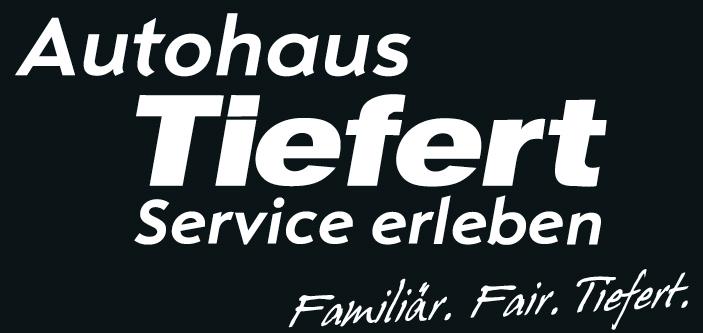Logo Autohaus Tiefert GmbH