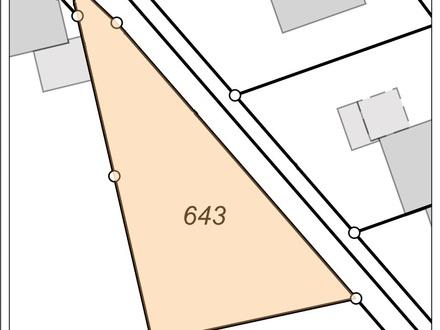 Baugrundstück in Fürstenau 575 m²