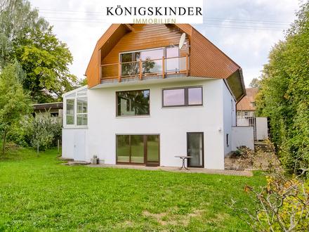 Freistehendes Einfamilienhaus mit ELW und herrlicher Aussicht in Oberreichenbach-Würzbach!
