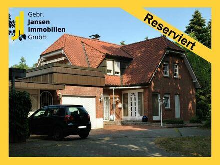 Keine Käuferprovision! Großzügiges Wohnhaus mit hochwertiger Ausstattung im Zentrum von Lathen!