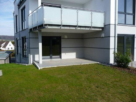 VERKAUFT!!! Tolle 3-Zimmerwohnung mit Gartenanteil in Hüllhorst!