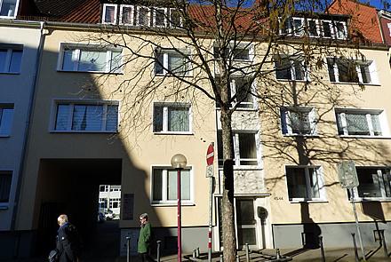 modernisierte, bezugsfertige 3 Zi.-Mietwohnung in der Altstadt