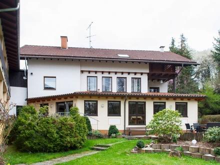 Gästehaus mit Wohnung und Restaurant im Odenwald