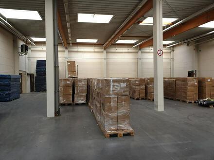 Ca. 1.399 m² vielseitig nutzbare Produktions- und Lagerhalle