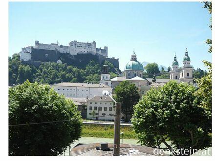 Top Aussichtslage! schöne 3 Zimmer Stadtwohnung an der Salzach Salzburg Stadt
