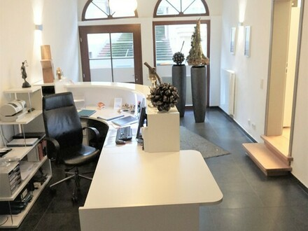 ARNOLD-IMMOBILIEN: Stylisches Büro am Dalberg