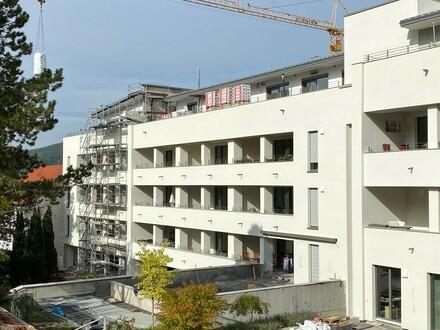 3-Zi.-Neubauwohnung mit hochwertiger Ausstattung zum Erstbezug!