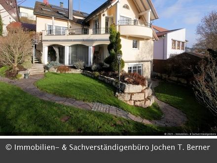 Geniales 1-2 Fam. Haus mit Büro/Laden in Jagstzell