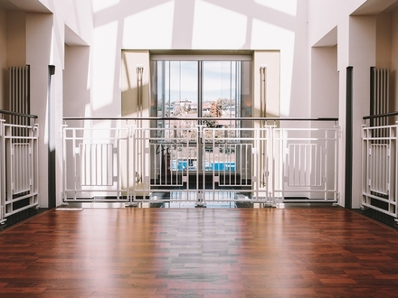 Im 2. Obergeschoss: moderne, attraktive Räume
