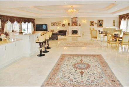 Exklusives Villa (MFH) mit 3 Wohnungen und weitere Möglichkeiten, Swimmingpool, Garten u. 2-Garagen.