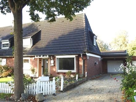 Großzügige Doppelhaushälfte in Sande - Cäciliengroden