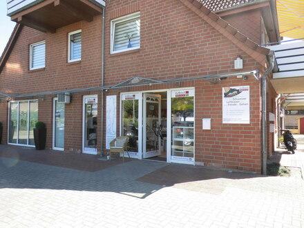 Büro-/Ladenfläche in einem Wohn-/Geschäftshaus