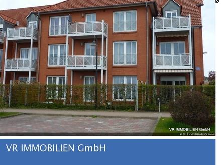 Eigentumswohnung mit Balkon in guter Randlage von Crivitz