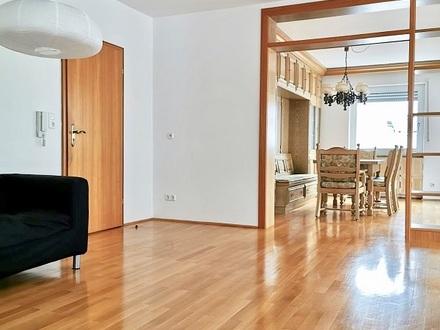 Großzügige, helle 4½-Zimmer-Wohnung im Herzen Weidens