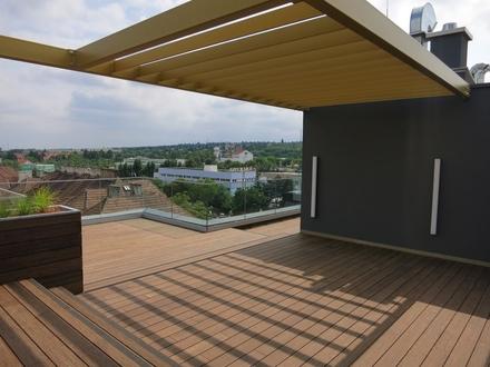 Erstbezug mit Rooftop Terrasse und Pool!