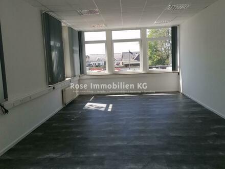ROSE IMMOBILIEN KG: Erstbezug nach Renovierung! Helle Büroflächen in Minden ab 190m²!