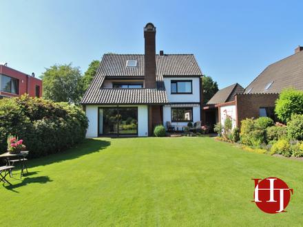 Traumgrundstück mit Feldblick und großzügigem Einfamilienhaus in ruhiger Stadtrandlage!