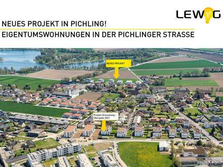 Pichling V - neues Projekt in Vorbereitung