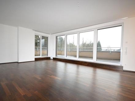 AIGEN   Per Lift ins himmlische Penthouse mit Panorama-Terrasse
