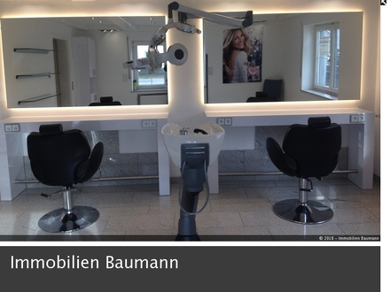 Hochwertiger Friseur-/Barbierladen in Schwabmünchen OT!
