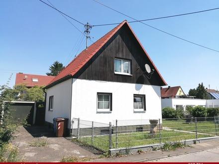 Altbestand mit Wohnbaugrundstück in TOP-Lage!