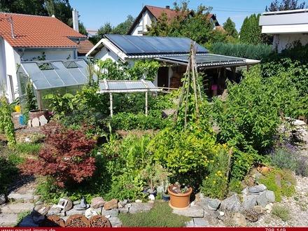 Familienfreundliches Einfamilienhaus mit idyllischem Garten