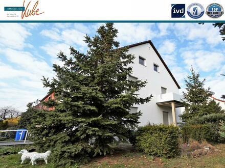 Generationswohnen! Doppelhaushälfte mit 3 Wohneinheiten am Westpark, Nürnberg