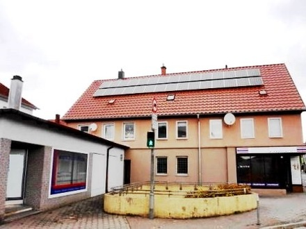 Wohn- und Geschäftshaus als Kapitalanlage mit guter Rendite